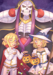 Fanart of the Month - Overlord by indidere