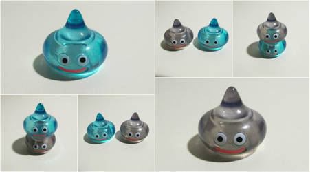 Dragon Quest: Stacking Slimes by QuietW8