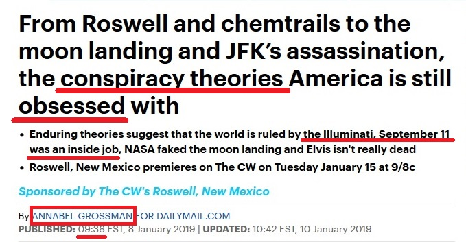 DailyMailConspiracies by QuietW8