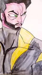 Ultimate Ian Pyrus by kishire22