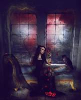 Dark memories by JezzabelR
