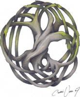 Tree of life by weaverofshadow