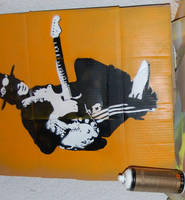 Stevie Ray Test Spray by genofobic