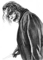The Dark Knight - Joker by SmoothCriminal73