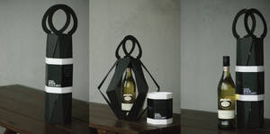 The Wine Gallery Packaging by Tebius