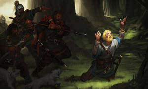 Sigfrieds assassination by Taaks