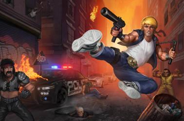 Cobra Skin Action Hero by Taaks