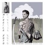 Righteous Warrior Mikaila Soto By FabioValentini by zenx007