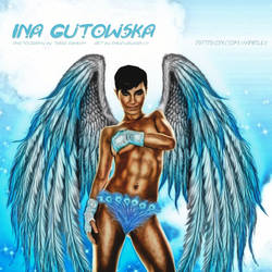 Fairy Angel Ina Gutowska by zenx007