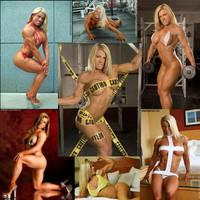 MARVELOUS Melissa Dettwiller by zenx007