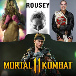 DEADLY DIVA Ronda Rousey by zenx007