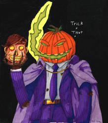 Lord Pumpkin by RedWingsDragon