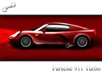 Farsche 911 Turbo by phunki3