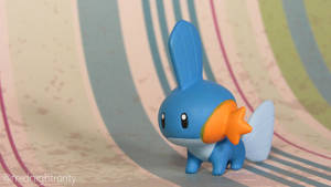 Mudkip  by MidnightRarity