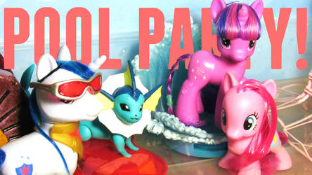 MLP Pool Party THUMBNAIL by MidnightRarity