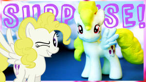 SURPRISE! Custom My Little Pony Toy DIY! MLP OOAK! by MidnightRarity