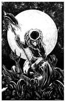 Predator Vs Aliens Manuel Martinez by Martinez23