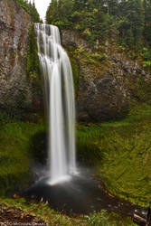 Salt Creek Falls by 11thDimensionPhoto