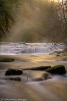 Elk Wallow Falls by 11thDimensionPhoto
