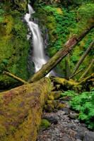 Hemlock Falls 2 by 11thDimensionPhoto