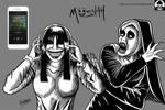 Musnah - Nun of Your Business by Psykhophear