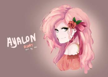 Ayalon by 1-kmomochi