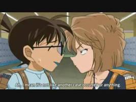 Ai and Conan by Shibib333Gedio
