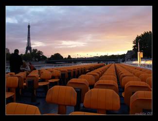 colours in Paris... by muldie