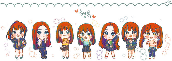 [FANART] Golden disk awards by balbadack