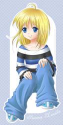 .:Reanna Hanako:. by Aniel-AK