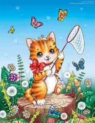 Book 4: Cat by Aniel-AK