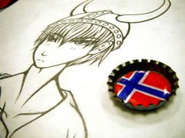 Viking by AskNekoNorge