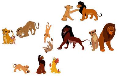 Lion King Storytellers Mega Collab part 13 by Aikachi02