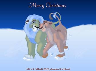 Lilymud Secret Santa 2010 - For Eternal by Aikachi02