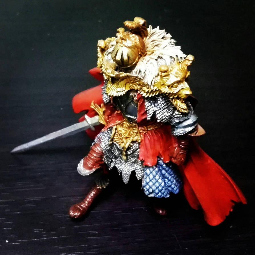 KDM Black Knight by ixidor123