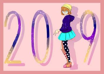 Happy New Year! by 24WildHeart