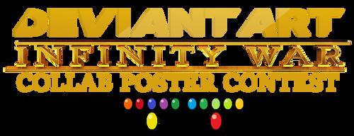 deviantart Infinity war collab poster contest by Pancakedude