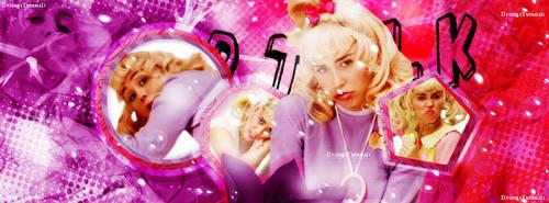 BB TALK-Miley Cyrus! by DesingsTutorials