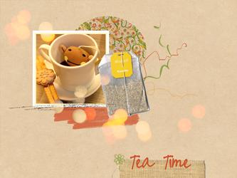 Tea Time by Elisa130