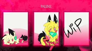 .:Stem-Project:. Paline (REF. IS A WIP) by MasterFishi