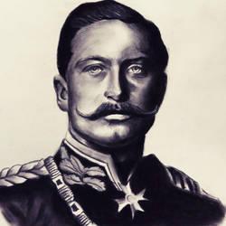 Kaiser Wilhelm II by M-art-works