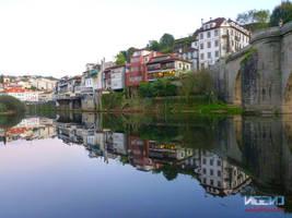 Riverside - Amarante by Nigeno