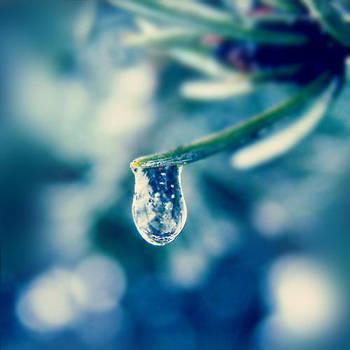 Frozen Drop by CasheeFoo