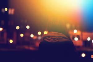 A beautiful night by CasheeFoo