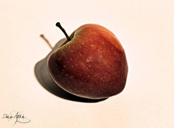 Apple by arevolutionary