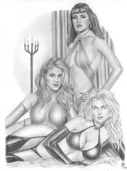 Independent Women by abraun
