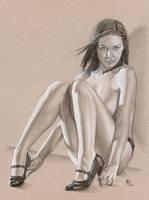 Lindsay by abraun