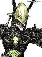 Kamen Rider Blade - Joker col. by Uky0