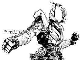 Kamen Rider Den O Liner Form 1 by Uky0