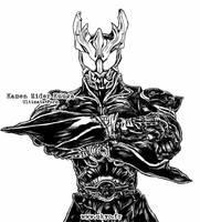 Kamen Rider Kuuga - Ultimate by Uky0